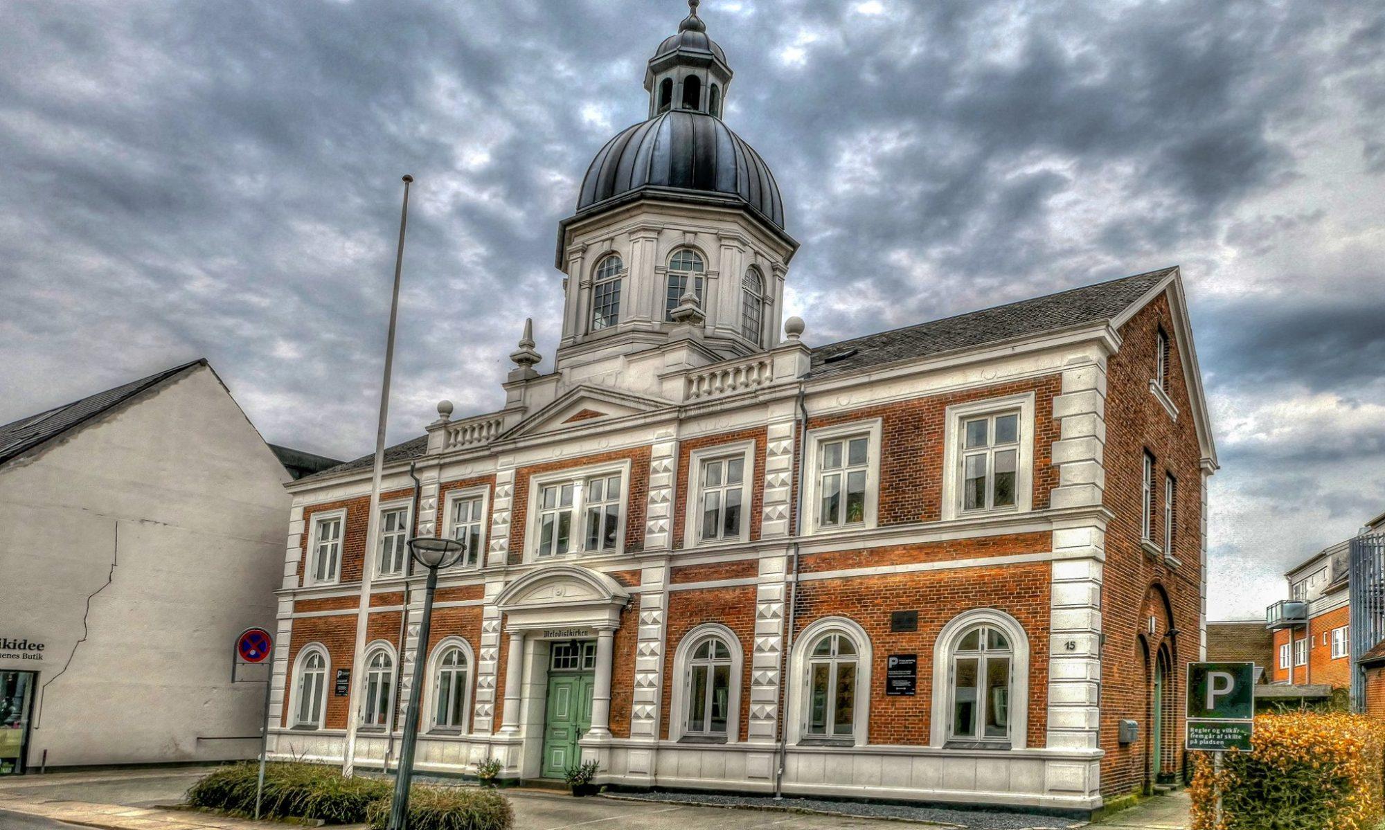Sct. Pouls Kirke - Metodistkirken i Vejle
